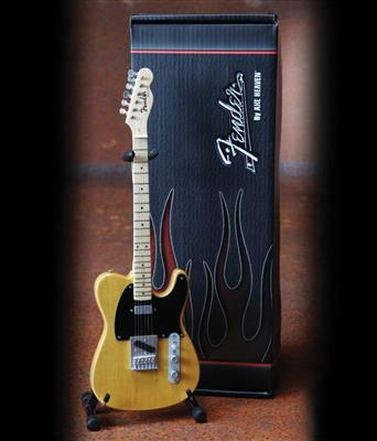 Fender™ Telecaster™- Butterscotch Blonde Finish: Gifts