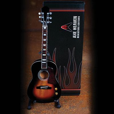 Acoustic Vintage Sunburst Finish Model: Gifts