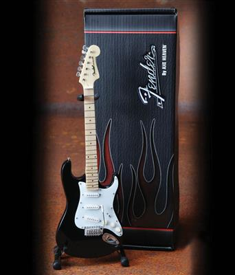 Fender™ Stratocaster™ - Classic Black Finish: Gifts