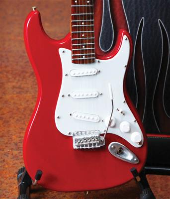 Fender™ Stratocaster™ - Classic Red Finish: Gifts