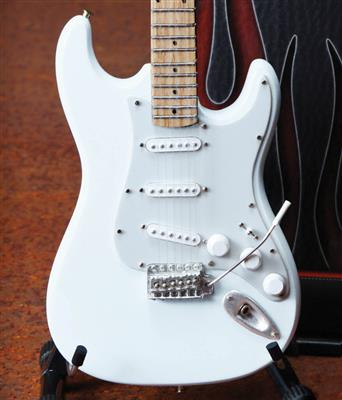 Fender™ Stratocaster™ - Olympic White Finish: Gifts