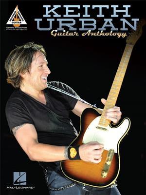 Keith Urban: Keith Urban -Guitar Anthology: Guitar