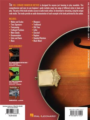 Hal Leonard Mandolin Method - Book 2: Mandolin