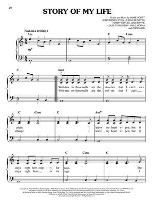 Say Something, Counting Stars & More Hot Singles: Piano