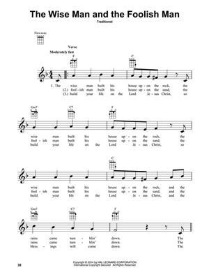 Church Songs For Kids: Ukulele