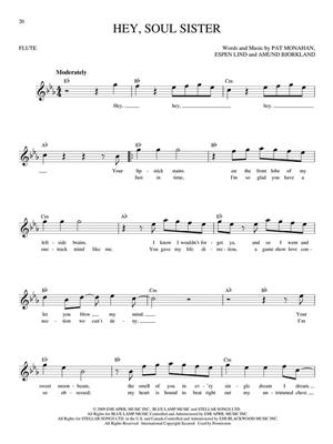 Easy Pop Melodies - for Flute: Flute