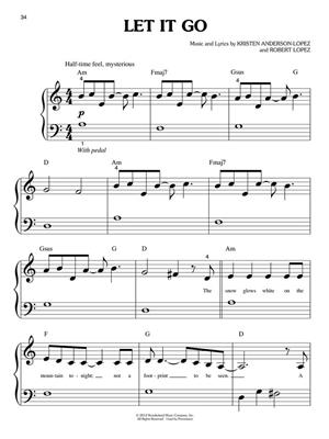 Frozen: Music From The Motion Picture Soundtrack: Piano