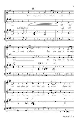 Hal Leonard: My Song ShowTrax CD
