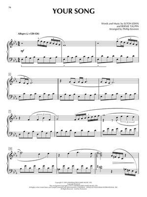 Elton John: Elton John for Classical Piano - 15 of his Best: Arr. (Phillip Keveren): Piano