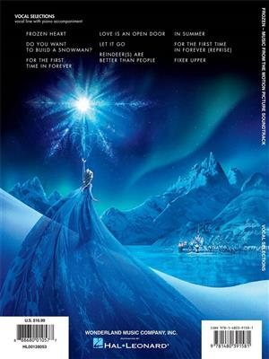 Kristen Anderson-Lopez: Frozen - Vocal Selections: Vocal