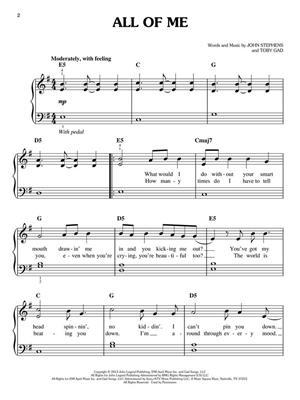Let It Go, Happy & More Hot Singles: Piano