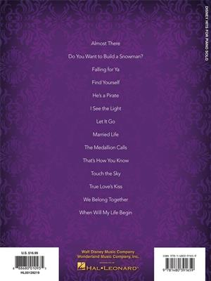 Disney Hits for Piano Solo: Piano or Keyboard