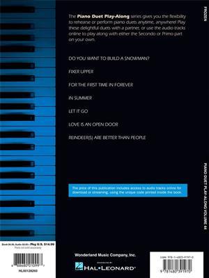 Kristen Anderson-Lopez: Frozen: Piano Duet