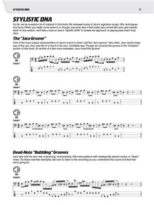 Jaco Pastorius: Play Like Jaco Pastorius: Bass Guitar