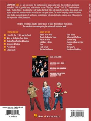 Hal Leonard Guitar Method - Guitar for Kids 2