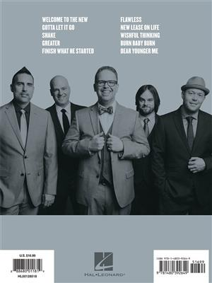 MercyMe: MercyMe - Welcome to the New: Piano, Vocal and Guitar (songbooks)