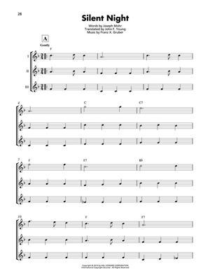 Christmas Carols: Ukulele Ensembles: Ukulele Ensemble