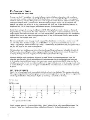 Pete Seeger: Pete Seeger: Banjo or Mandolin