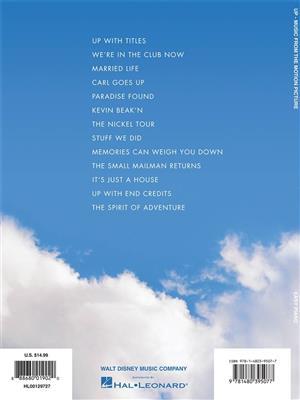 Michael Giacchino: Up: Easy Piano