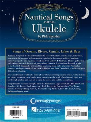 Nautical Songs for the Ukulele: Ukulele