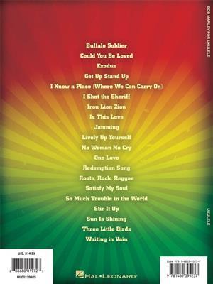 Bob Marley: Bob Marley for Ukulele: Ukulele