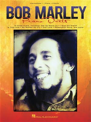 Bob Marley: Bob Marley for Piano Duet: Piano, 4 Hands