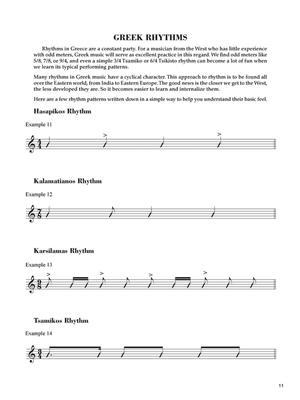 Greek Music for Guitar: Guitar or Lute