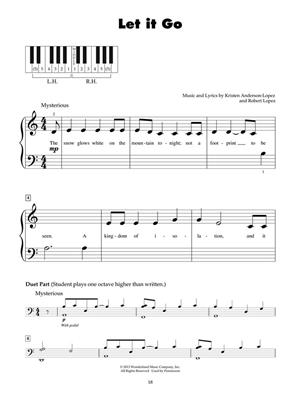 Kristen Anderson-Lopez: Frozen: Music from the Motion Picture Soundtrack: Piano