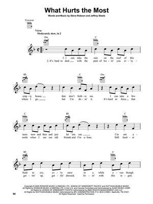 Country Hits for Ukulele: Ukulele