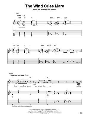 Jimi Hendrix: Jimi Hendrix: Smash Hits Vol. 14: Guitar
