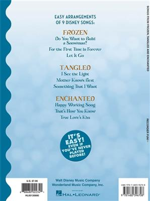 Various: Recorder Fun! Songs From Frozen,Tangled And Enchan