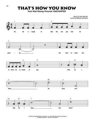 Various: Recorder Fun! Songs From Frozen,Tangled And Enchan: Descant Recorder