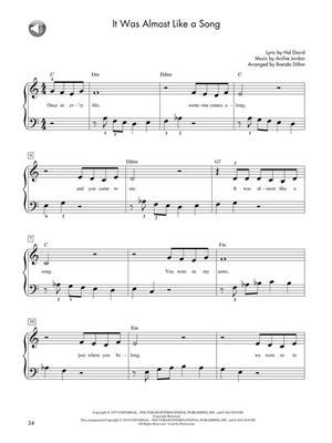 Brenda Dillon: Piano Fun - Romantic Hits for Adult Beginners: Piano or Keyboard