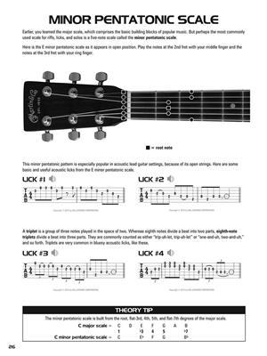 Hal Leonard Acoustic Guitar Tab Method - Book 2: Guitar or Lute