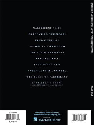 James Newton Howard: Maleficent: Piano