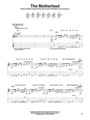 Mastodon: Mastodon - Once More 'Round the Sun: Guitar
