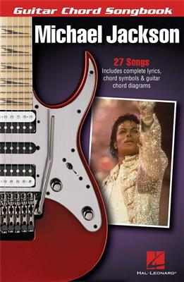 Michael Jackson: Michael Jackson Guitar Chord Songbook: Guitar or Lute