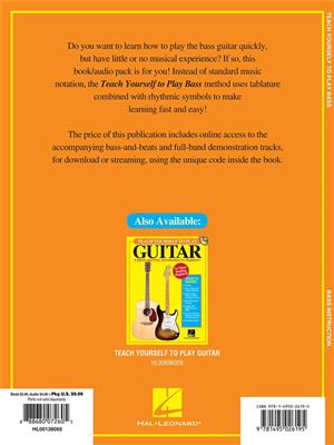 Teach Yourself to Play Bass: Bass Guitar