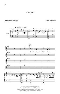 John Brunning: Amazing Day: SATB