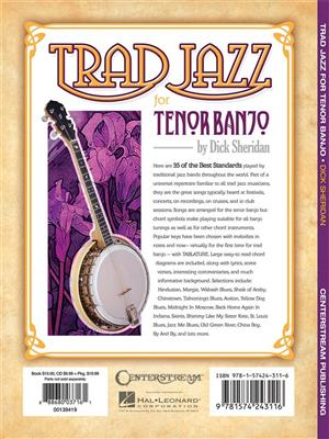 Dick Sheridan: Trad Jazz for Tenor Banjo: Banjo