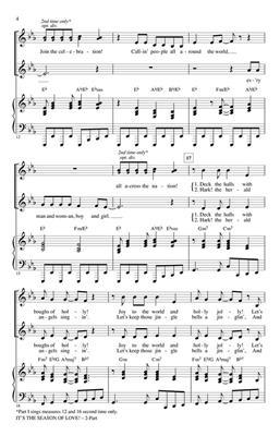 Jill Gallina: It's the Season of Love!: 2-Part Choir