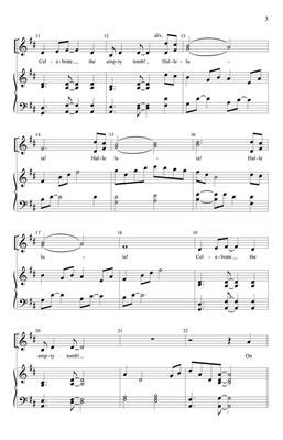 Patricia Mock: Celebrate the Empty Tomb: Arr. (Mary Ellen Kerrick): 2-Part Choir