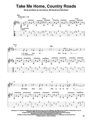 John Denver: John Denver: Guitar Solo