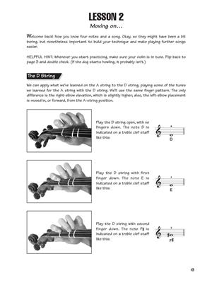FastTrack - Violin Method 1