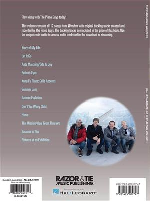 The Piano Guys: The Piano Guys - Wonders: Cello