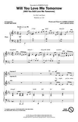 Roberta Flack: Will You Love Me Tomorrow: Women's Choir