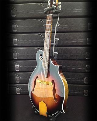 Classic Sunburst F-Style Mandolin Model