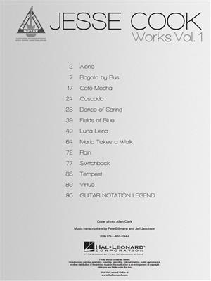 Jesse Cook: Jesse Cook - Works Vol. 1: Guitar or Lute
