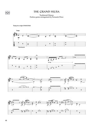 Chinese Music for Guitar: Guitar or Lute