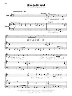 Rock Keyboard/Organ Hits: Piano or Keyboard